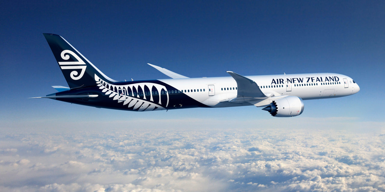Air NZ commits to buy eight Boeing 787-10 Dreamliners