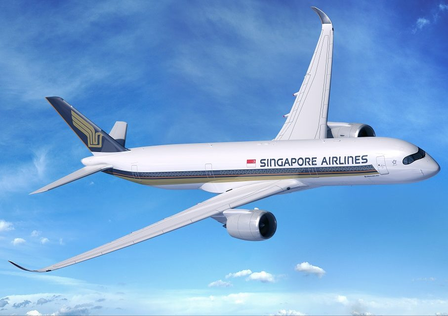 Singapore Airlines upgauges Wellington – Melbourne – Singapore to A350-900