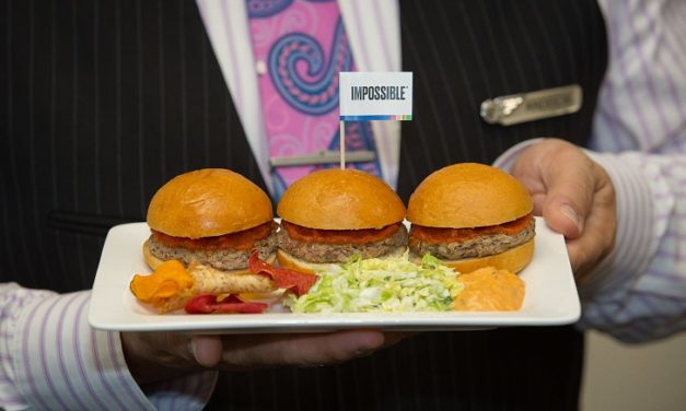 Air New Zealand launches the Impossible Burger on San Francisco to Auckland flights