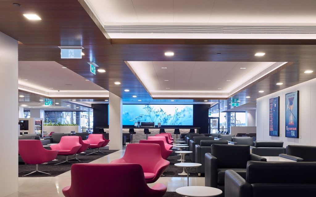 Air New Zealand Opens New Melbourne Lounge Traveltalk Nz