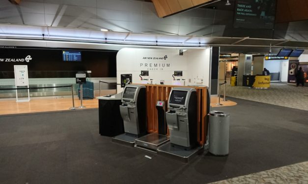 Air NZ enforces requirement to check in before flights
