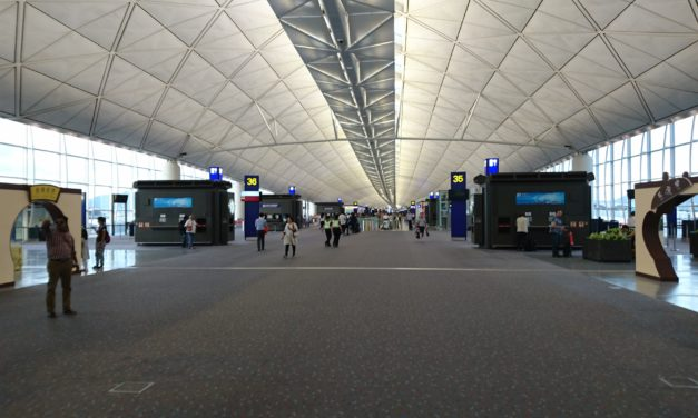 Are you an Air New Zealand customer flying through Hong Kong? You're spoilt for choice when it comes to lounges.