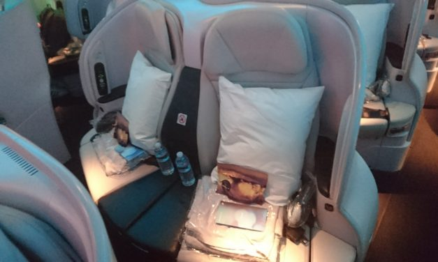 Flight Review – Air New Zealand NZ2 Premium Economy from Auckland (AKL) to Los Angeles (LAX)