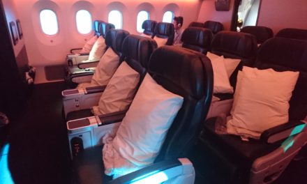 Flight Review – Air New Zealand NZ97 Premium Economy from Auckland New Zealand (AKL) to Osaka Japan (KIX)