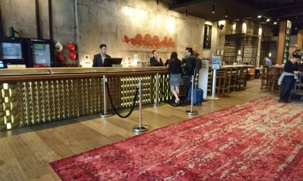 Hotel Review – DoubleTree by Hilton Melbourne