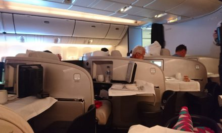 Flight Review – Air New Zealand NZ2 Business Premier from Auckland (AKL) to London Heathrow (LHR)