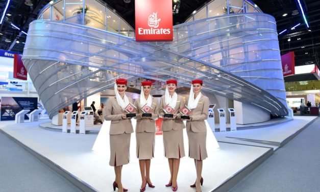 Emirates Wins Four Awards