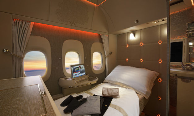 Impressive cabin refresh for Emirates Boeing 777 fleet