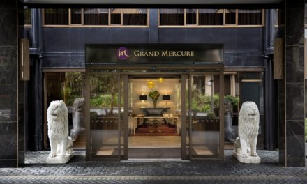 Welcome Grand Mercure Wellington