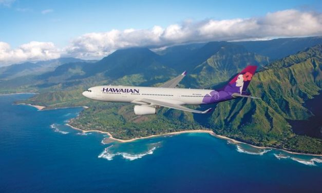 Hawaiian Airlines lowers fuel use at airports