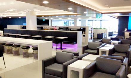 Lounge Review – Air NZ Melbourne
