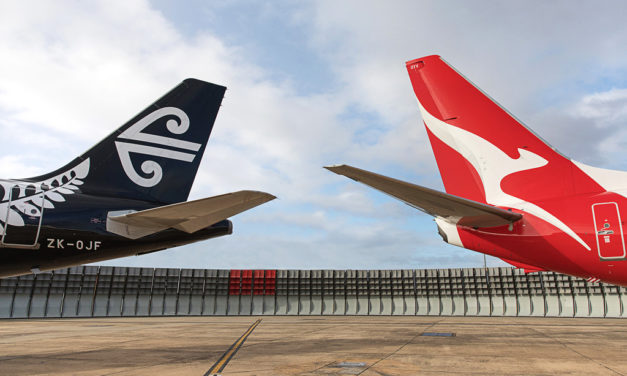 Air New Zealand and Qantas Announce Surprise Partnership