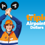 Airpoints customers earn triple Airpoints Dollars at Z this weekend