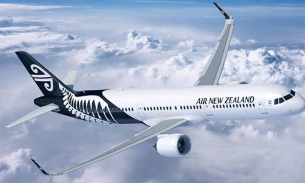 Construction of Air New Zealand's first A321neo begins