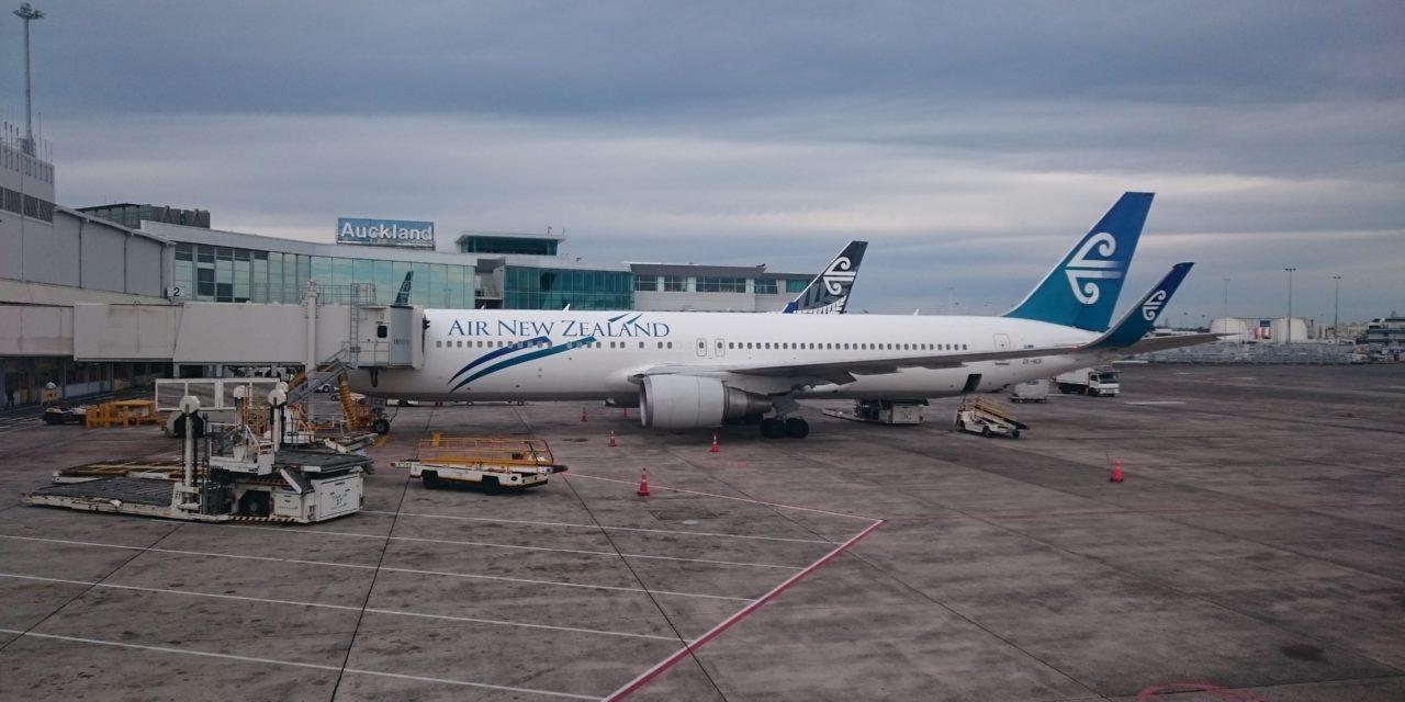 Air New Zealand's 767 fleet retirement