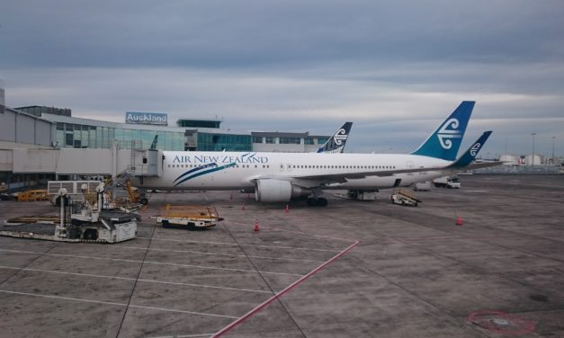 Air New Zealand's 767 fleet retirement