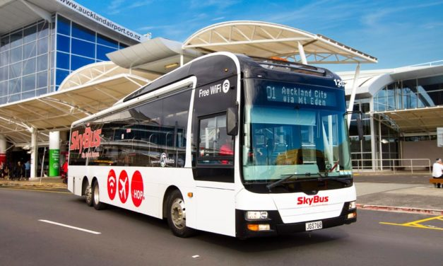 SkyBus makes Auckland route changes