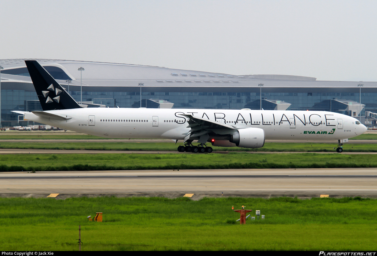 Updated Air New Zealand Leases Eva Air Boeing 777 300er