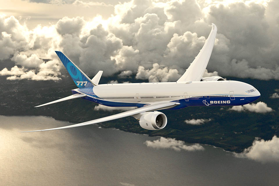 Are Air New Zealand about to announce they're purchasing the Boeing
