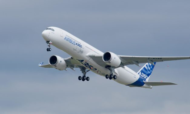 Airbus A350 XWB to visit Wellington Airport