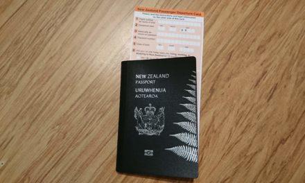 New Zealand scraps passenger departure cards
