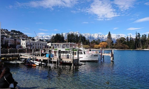 Air New Zealand announces downtown Queenstown check-in trial