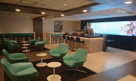 Wellington International Airport lounge updates